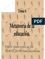 METATEORÍA