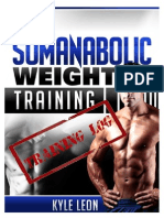 Ectomorph Training Log