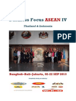 BFA 2013, EU-ASEAN Public Diplomacy - Business Networking (Integrated Report)