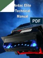 BILLETERO Ardac Elite Technical Manual V2 2