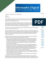 El Informador Digital_ Un Gobierno Enredado en Sus Contradicciones