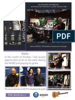 October Newsletter 2014