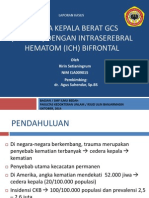 CKB + ICH