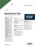 Basf Masterflow 640 Tds