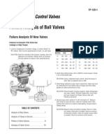 Failure Analysis of Ball Valves Worcester