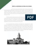 LA_ARQUITECTURA_FRENTE_A_LA_HISTORIA_CULTURAL_DE_ UN_ PUEBLO