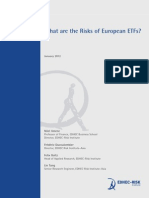 EDHEC Position Paper Risks European ETFs