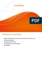Demolition of buildings.ppt