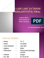 Preskes Konjuntivitis Dr. Kurnia Rosyida