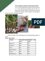 Garlic Lec 16
