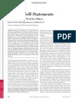 03 Wood Etal Selfstatements Psychscience2009