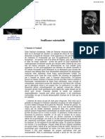 Adorno & Horkheimer - Souffrance Existentielle Des Animaux