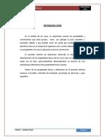 Informe 1-Propiedades Fisicas y Mecánicas Rocas