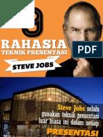 9 Rahasia Teknik Presentasi Steve Jobs - Presentasi.net