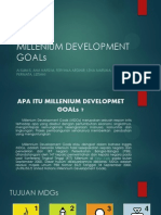 MILLENIUM DEVELOPMENT GOALs.pptx