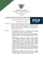 Pergub No 57 Ttg Juklak Perda No. 9 Tahun 2012 Mulok Bahasa Jawa