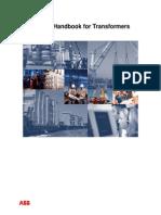 Handbook para Servicio de Transformadores.pdf