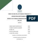 Process Plant Design Draft