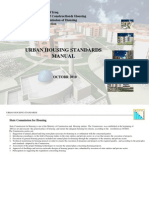 Urban Housing Standards - Iraq