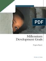 8134-Millennium Development Goals Progress Report Republic of Korea