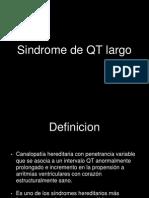 sindrome de QT largo