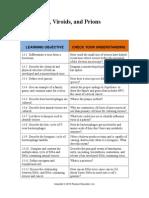 Ch 13 Objectives Summary