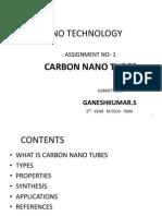 Carbon Nano Tube.pptx