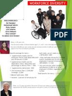 Workforve Diversity-Organizational Behavior