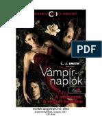 Lisa Jane Smith - Vampirnaplok 10. a Vadászok - A Végzet Hatalma fe7830640a