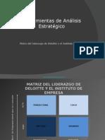 Matriz Del Liderazgo Deloitte y El Instituto de Empresa2