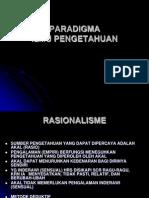 Paradigma Ilmu Pengetahuan 2