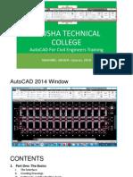 AutoCAD 2014 Training