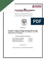 Guia Contable para Medicion de Propiedad Planta y Equipo con base en NIIF Pymes