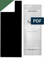 Tafsir Surah Al-Fatihah