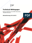 Technical Whitepaper - Backup & Restore DSM7