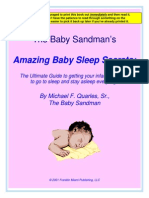 Amazing Baby Sleep Secrets