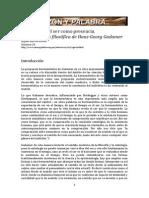 Gadamer - La imagen o el ser como presencia.pdf