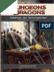 D&D 4.0 - Arsenal Do Aventureiro
