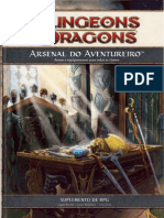 D&D 4.0 - Arsenal Do Aventureiro