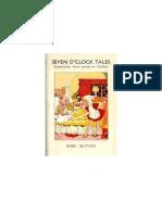 Blyton Enid O'Clock 03 Seven o'Clock Tales 1943.doc