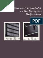 Mediaphere in Europe