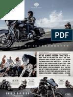 Harley Davidson Brochure