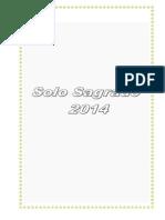 Solo Sagrado 2014