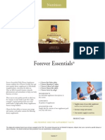Forever Essentials ENG
