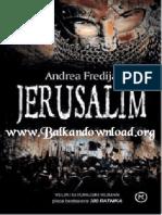 Andrea Frediani Jerusalim -.epub