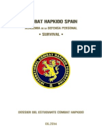 Manual Estudiante Combat Hapkido 05.2014