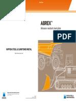 ABREX NSSMC Abrasion Resistance Plate Catalogue