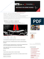 Saracia nu este o optiune _ Personalitate alfa.pdf
