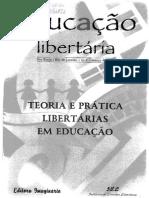 A Educacao Libertaria Hugues Lenoir