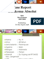 Case Report Glaukoma Absolut